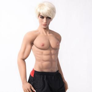 Image 2 - 180cm 5.9 ft Male Sex Dolls For Women Masturbators Gay Male Sex Doll Life Size With Big Penis Silicone Love Doll Free Shipping