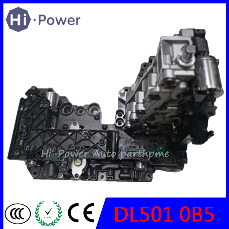 0B5 DL501 7 Speed WD Transmission Valve Body With Circuit Board Wiring Fit for Audi A4 ALLROAD A5 CABRIOLET A6 A7 Q5 100% work|Automatic Transmission & Parts| |  - title=