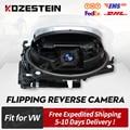 HD значок с откидывающейся задней камерой переключатель багажника эмблема камера логотип задняя камера для VW Golf MK5 MK6 MK7 Polo Passat B6 B7 B8 EOS