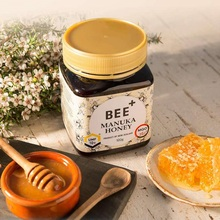 New Zealand King BEE+ Manuka Honey UMF 10+ Men Women Kids Immunity Stomach Health and Wellness Products Cough Sore Throat Relief