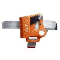 Outdoor Links Fuß Ascender Riser Universal Klettern Bergsteigen Ausrüstung Getriebe Sichere und Zuverlässige Ascender Klettern Devic