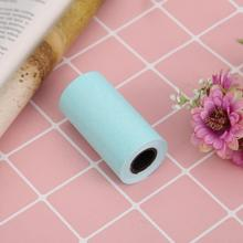 Удобный наклейка% C2% A0Бумага печать бумага прозрачная изображение бытовая самоклеящаяся сплошная цветная термопечать печать бумага