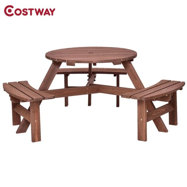 Picnic Table Bench Set   1