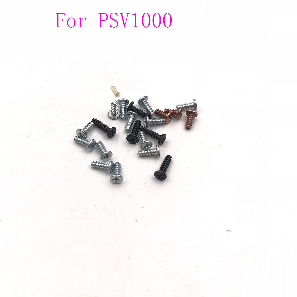 Screws Set Replacement For PS Vita Game Console For PSV1000