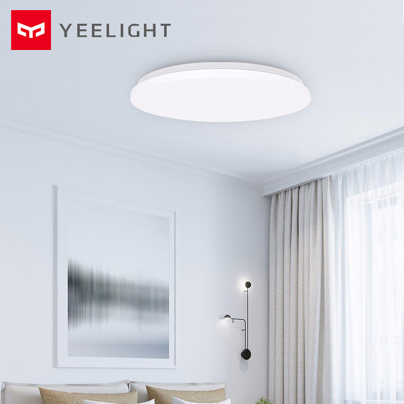 Yeelight YILAI 480 LED Smart Ceiling Light  Indoor Lighting Simple Round Lamp For Home APP Voice Remote Control 32W 220V 2200lm