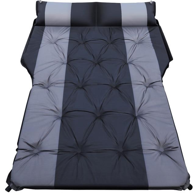 Car air inflatable travel mattress bed – outdoor camping mat