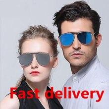 Y-4Luxury ladies men's sunglasses fashion retro classic sunglasses