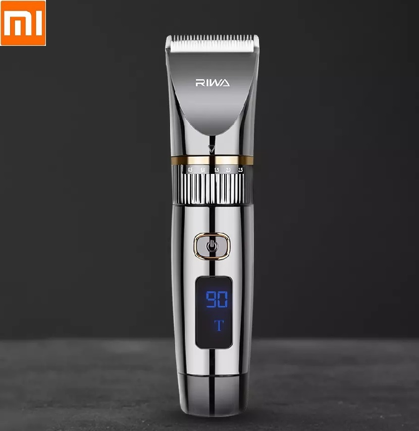 Xiaomi Electric Family Set Hair Clipper  Stainless Steel Ceramic Strong Power Haircut Machine For Family