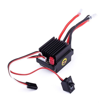 320A Brushed Motor ESC Electrical Speed Controller for RC Off-road Car Boat 23GD