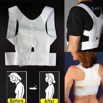 Corrector de postura ajustable para espalda, cinturón de soporte correctivo para terapia Lumbar, corsé de soporte recto para hombre y mujer