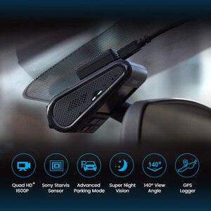 Image 4 - Viofo A119 V3 2 18k 60fps車のダッシュカムスーパーナイトビジョンクワッドhd 2560*1440 1080p車dvr駐車場モードgセンサーオプションのgps