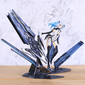 Beatless Lacia Black Monolith Expand Ver. PVC Figure Collectible Model Toy Doll