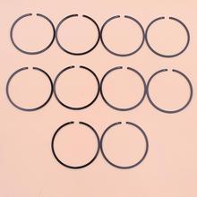 10 قطعة/الوحدة المكبس خواتم ل Stihl MS361 MS362 MS291 MS311 MS341 بالمنشار جزء 1135 034 3000 47 مللي متر x 1.2 مللي متر