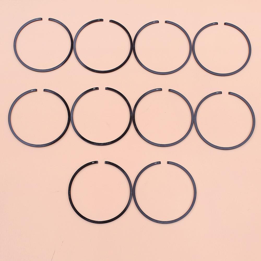 PISTON RINGS SET 1.2 mm x 47 mm Fits STIHL MS341 MS361