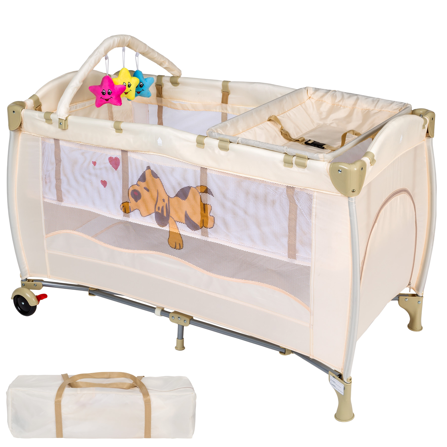 Baby Cradle Travel Bed Baby Cradle Outdoor Portable Multi function Baby Cradle Portable Folding Baby Small Bed Set HWC-in Baby Cribs from Mother & Kids    1