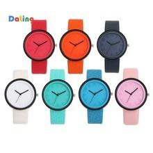 Топ-стиль Женская мода роскошные Кожаный ремешок аналоговые Кварцевые наручные часы розовый дамы часы женщины платье часы mujer черный часы