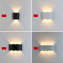 Lighting-Lamp Wall-Light Bedside-Decoration Bedroom LED Garden Porch Outdoor Waterproof