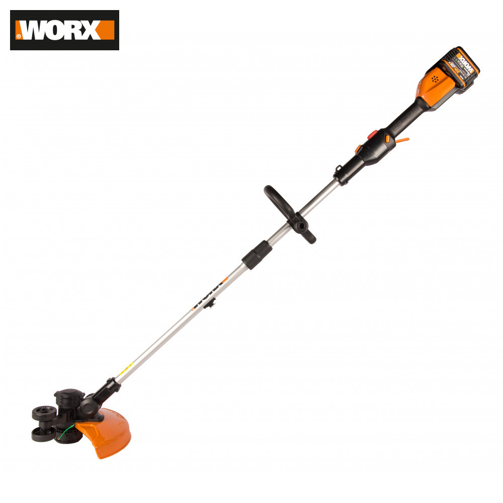 Grass Trimmer WORX WG184E Garden Power Tools Battery A Haircut Trimmers Cutting Rechargeable