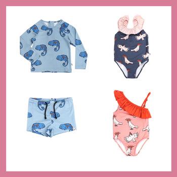 Stroje kąpielowe dla dzieci marka samochodu lato UPF 50 + osłona przeciwsłoneczna strój kąpielowy dla niemowląt odzież dla dzieci odzież plażowa dla niemowląt zestaw dla chłopców odzież spodenki tanie i dobre opinie Jokkzo Moda O-neck Zestawy Swetry CAR2003 COTTON Poliester Stretch Spandex Unisex Bez rękawów REGULAR Pasuje prawda na wymiar weź swój normalny rozmiar