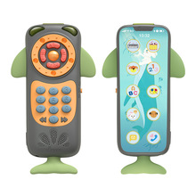 Baby Mobile Phone Toys For Baby Music Phone Early Educational Learning Telephone Kids Musical Toy Children retro telephone style musical box toy coffee gold