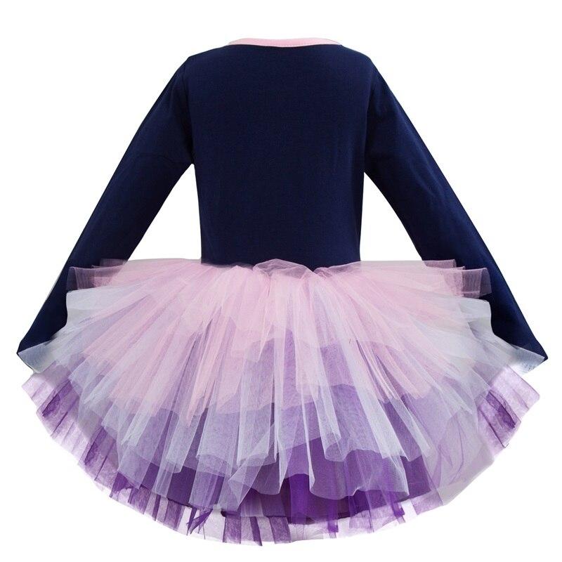 H165aecb1888d468e8be4d114543c1bd2f Petals Designs Girl Dress Children Party Costume Kids Formal Events Vestidos Infant Tutu Flower Dress Fluffy Wedding Gown 3 5 7T