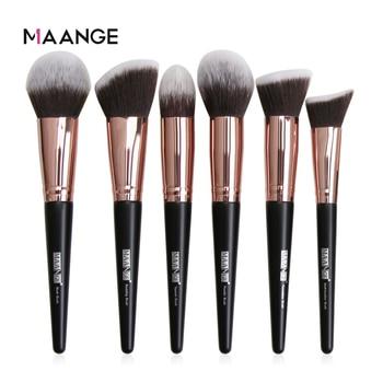 MAANGE Pro 1PC Makeup Brushes For Foundation Powder Blush Eyeshadow Concealer Large Big Make Up Brush Cosmetics Beauty Tools 1