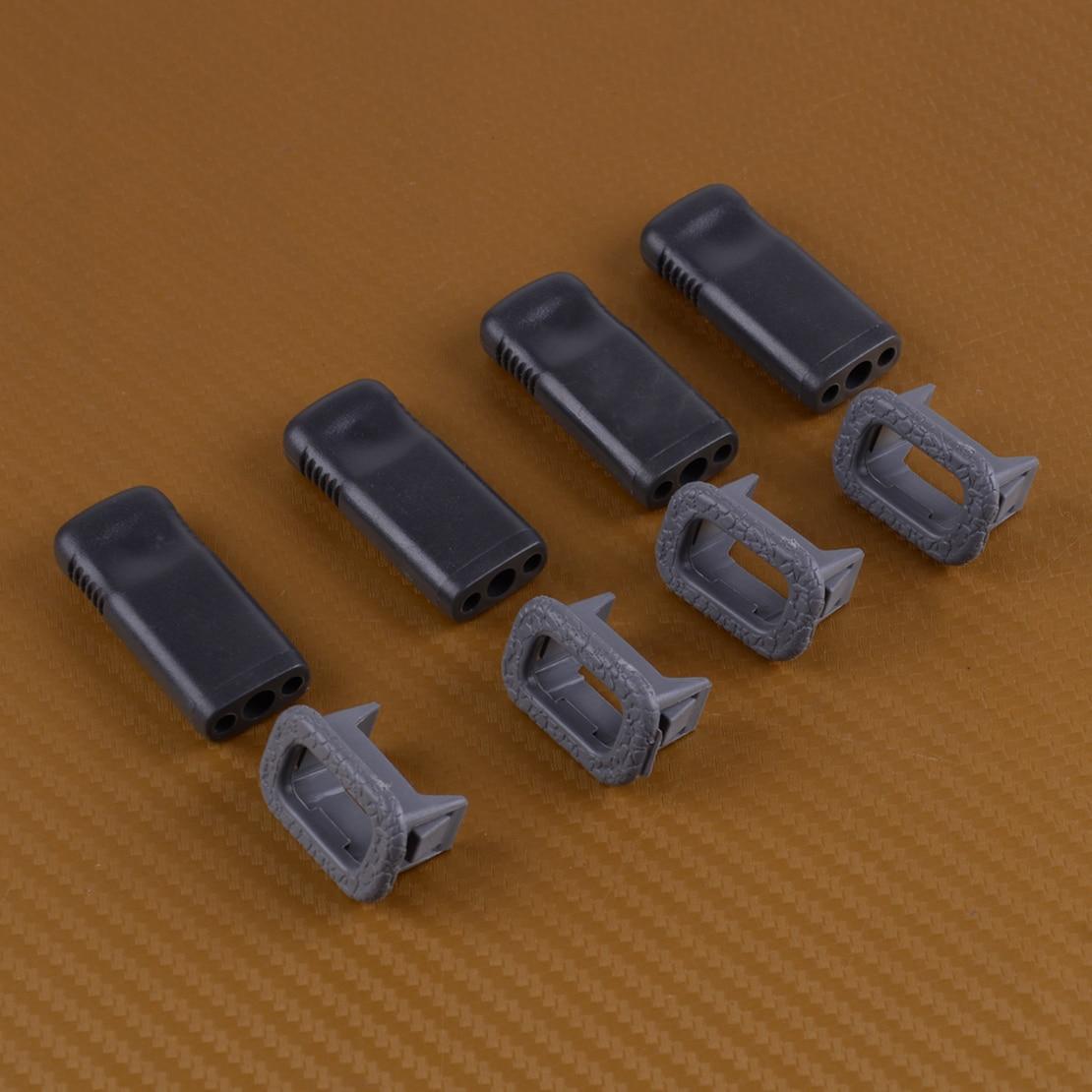 beler 4PCS Door Lock Pin Cap Set Fit for Mitsubishi Pajero Montero Shogun MK2 1991-1999 MB774548//MB775216