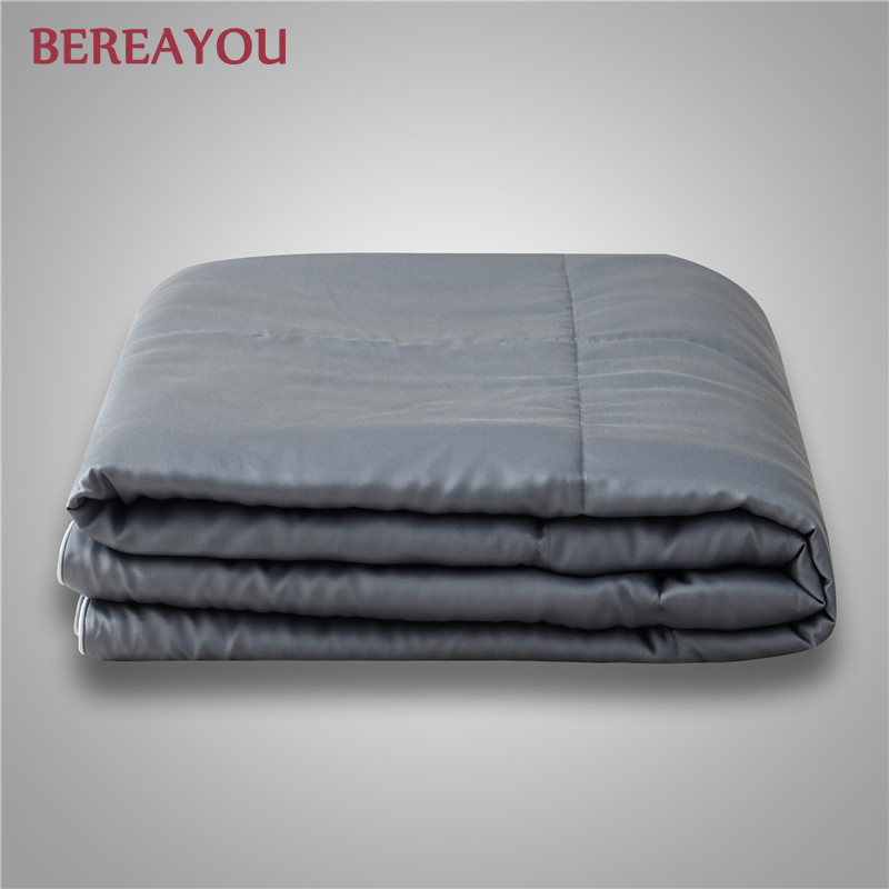 Luxury Summer Quilts 60S Tencel Solid White Red Gray Bed Soft Air Conditioner Blanket For Boys Kids Adult King Bedspread