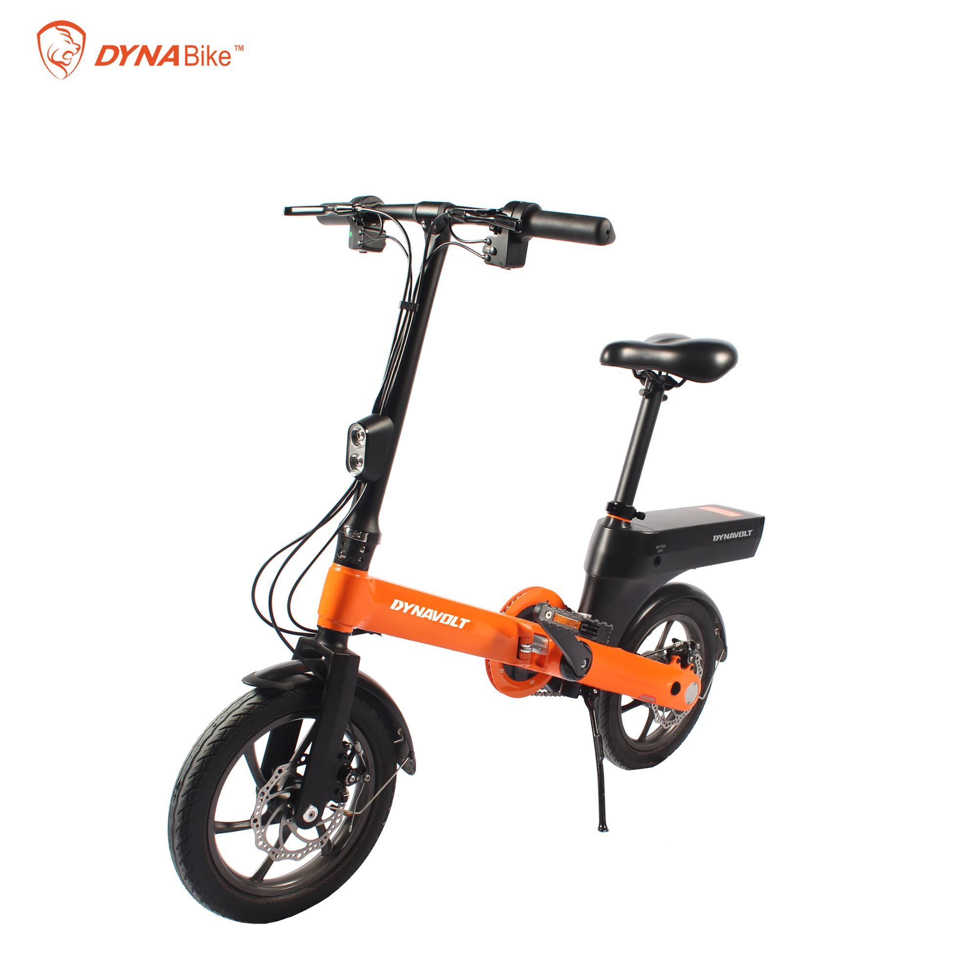 D6 folding bikeChina factory 12inch new design foldable electric bike 6