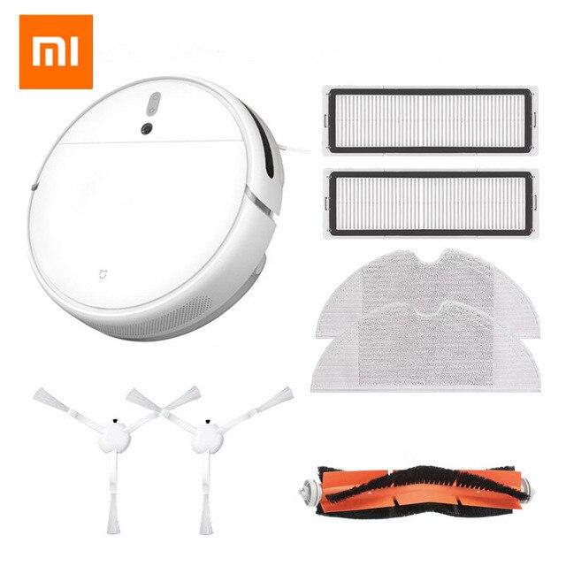Робот-пылесос Xiaomi Mijia 1C STYTJ01ZHM для дома, автоматический пылесос, управление через приложение