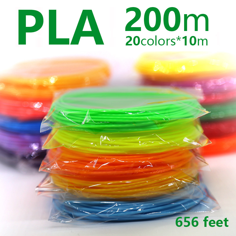 3d Printing Pen Abs 1.75mm Pla Filament Best Gift For Kids Perfect 3d Pen 3d Pens Environmental Safety Plastic Christmas Present