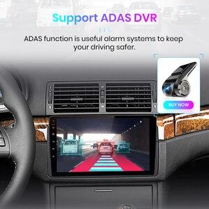 Image 4 - Junsun V1 pro 2G + 128G Android 10 BMW E46 M3 Rover 75 MG ZT araba radyo multimedya Video oynatıcı navigasyon GPS 2 din dvd