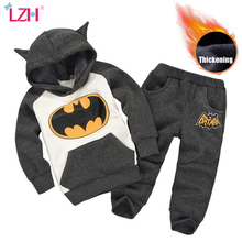 Children Clothing 2020 Autumn Winter Toddler Boys Clothes Easter Batman Spiderman Costume Outfit Kids Suit For