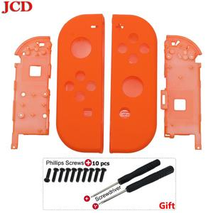 Image 5 - JCD DIY Plastic Replacement for Joy Con Repair Kit Case Cover Housing Shell for Nintend for Switch Controller Screwdriver screws