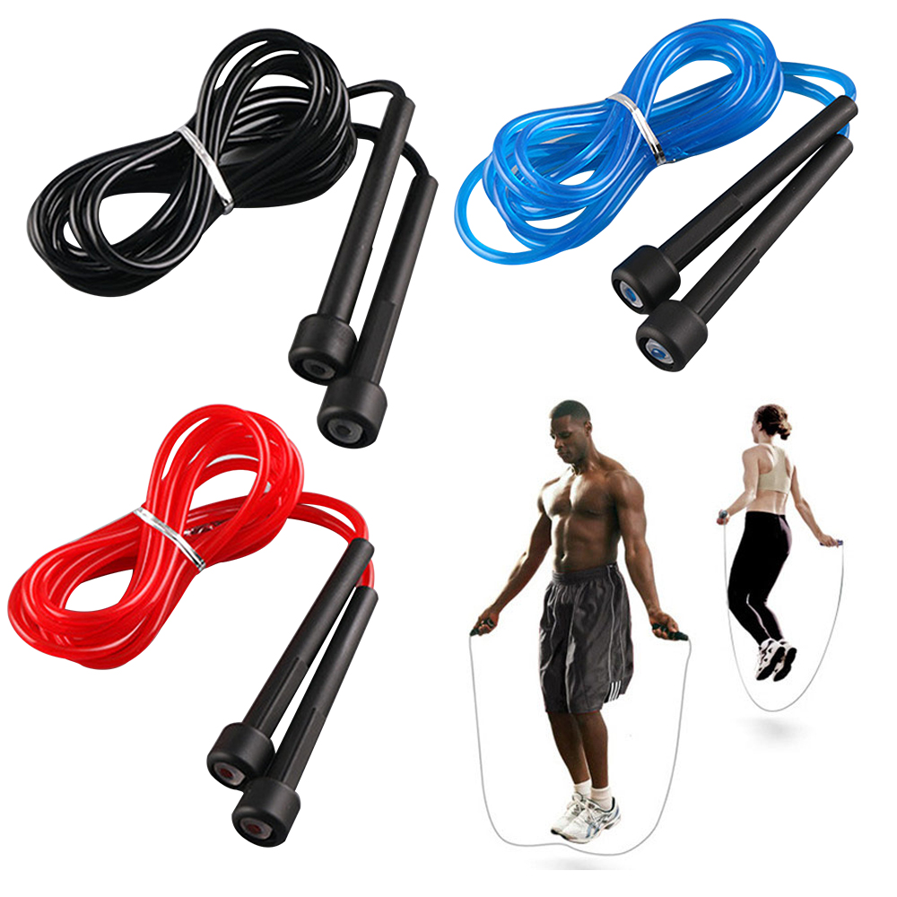 Springtouw Professional Speed Jumping Rope Technical Jump Rope Training Speed Fitness Adult Sports Skipping Rope Crossfit Comba