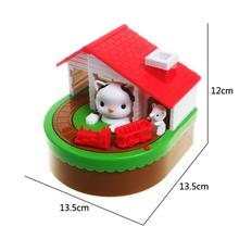 Stealing Coin Cat Mouse Coins Penny Cents Piggy Bank Saving Box Money Box Kid abwe best sale stealing steal coins mouse gift coins funny box useless box