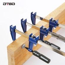 DTBD – pinces à barre robustes pour embrayage, 6/10/18/24 pouces, cliquet rapide, outil de serrage pour le travail du bois
