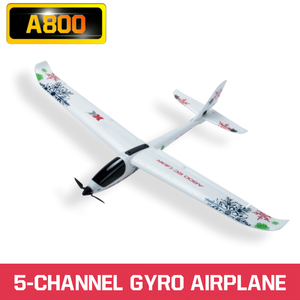 RC Airplane Model XK A800 2.4G