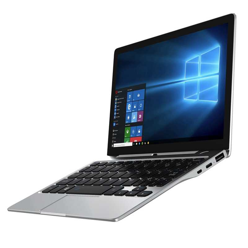 GPD P2 Max MINI Laptop Pantalla de presión 3965Y Windows 10 8GB RAM 256GB SSD portátil de bolsillo enchufe de la UE