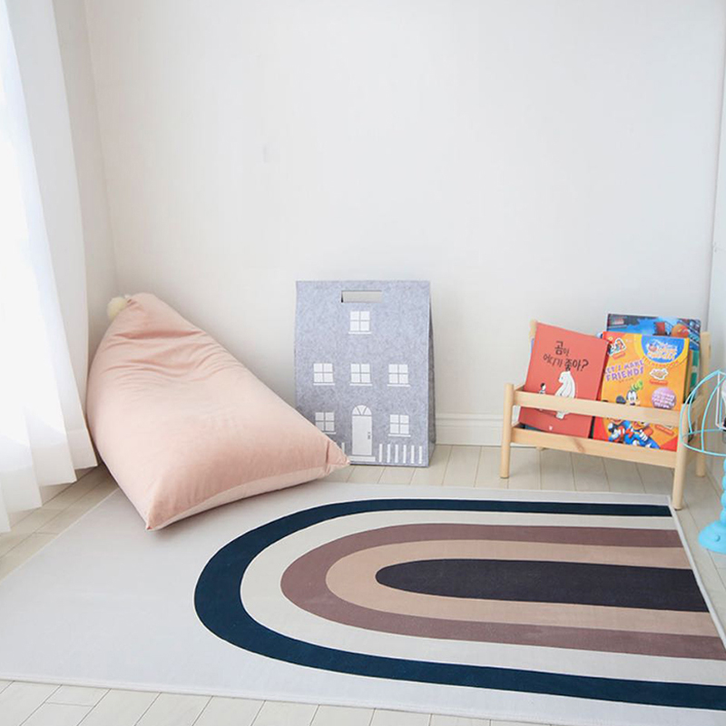 Floor Mat Tapete Quarto Anti Slip Boho
