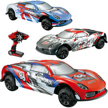 1/8 Scale 2.4G 4WD Electric RC High Speed Racing Car Drift Control Remote Car With Shock Absorbers Child Boys Toy Gifts