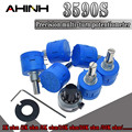 AHINH-potenciómetro multivuelta 3590 1K 2K 5K 10K 20K 50K 500 K ohm widerstand ajustable potenciómetro 100 3590 102 202 502