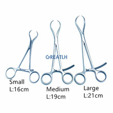 Veterinary Forceps Bone Reduction pointed Forceps orthopedics Pet Surgical Instruments