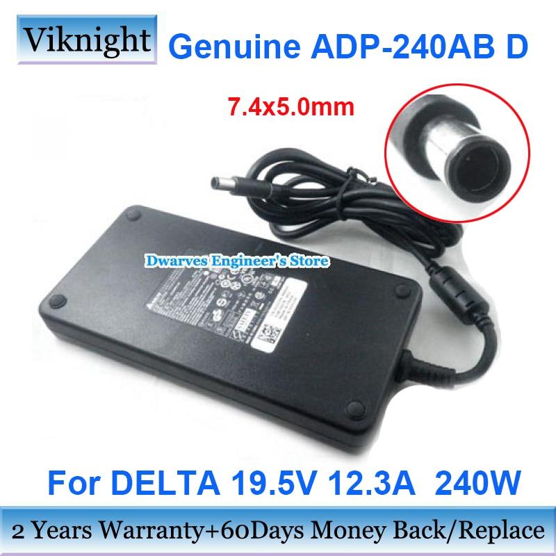 Оригинальный адаптер переменного тока 19,5 в 12,3 а 120 Вт, Для DELTA/FLEXTRONICS/DELL M6500 M6600 M6700 M4700 M4800, адаптер для ноутбука, зарядное устройство