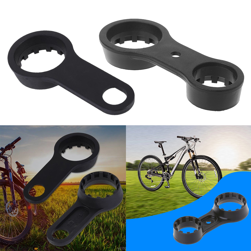 Bicycle Wrench Front Fork Reapir Spanner Tools Bike For SR Suntour XCT//XCR//XCM