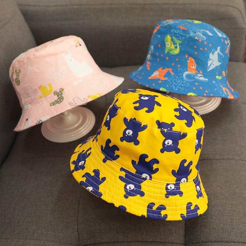 Summer Baby Outdoor Toddler Swim Beach Pool Adjustable Soft Sun Hat Kids Wide Brim Chin Strap Summer Play Cap Fisherman Hats