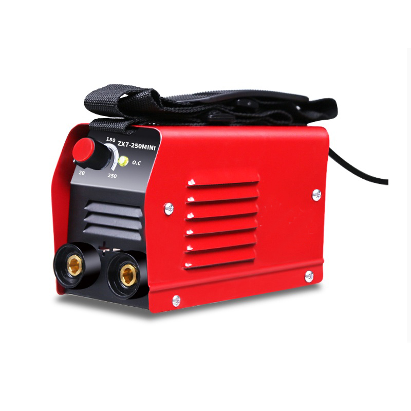 New 220V Welding ZX7-250 Welder Machine Tools Inverter DC IGBT 250A MMA ARC Red