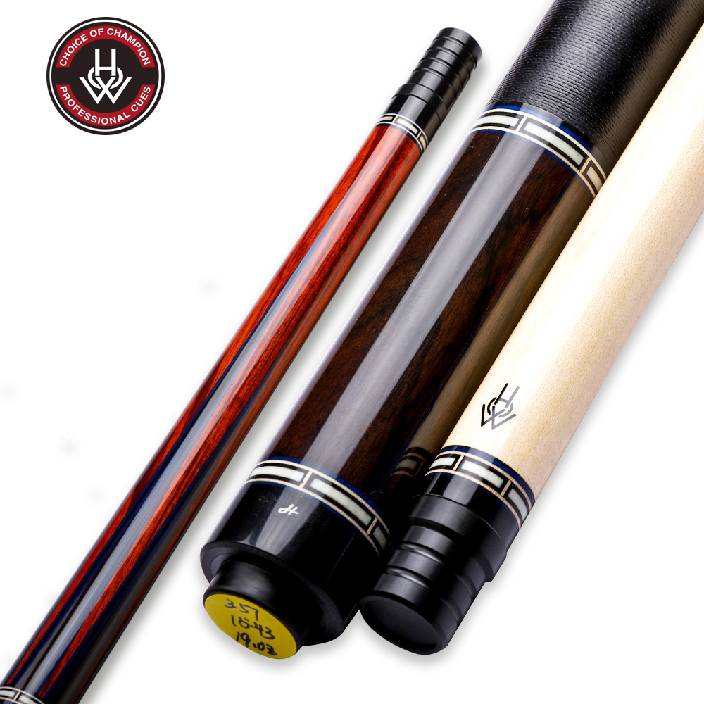 HOW Offical Store Original HOW Pool Cue FH 09 100 Handmade Professional Black 8 Cue Billiard