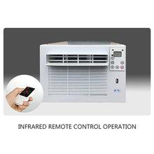 Domowy mały klimatyzator mobilny pulpit klimatyzator moskitiera Mini klimatyzator wentylator chłodniczy