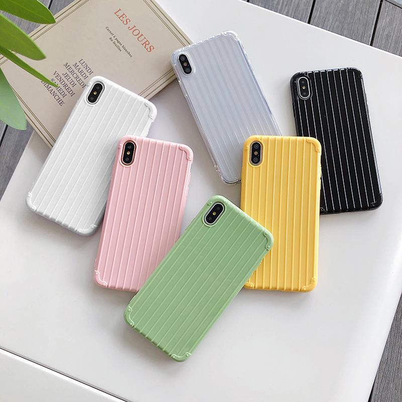 <font><b>silicone</b></font> <font><b>case</b></font> <font><b>For</b></font> <font><b>xiaomi</b></font> <font><b>mi</b></font> 9t <font><b>9</b></font> t mi9t pro xiomi xaomi 9se <font><b>soft</b></font> TPU Suitcase cover redmi note 8 pro 7 7a <font><b>Shockproof</b></font> funda Coque image